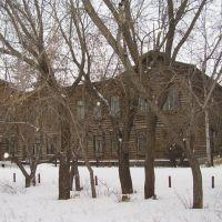 дом из прошлого, Славгород