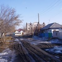 старая тюрма, Славгород