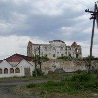 история - тюрма, Славгород