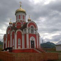 Храм в с. Солонешное, Солонешное