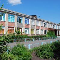 Солонешенская средняя школа., Солонешное