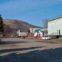 Красноармейская, центр, весна 2012г., Солонешное
