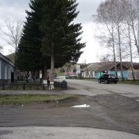Центр, Солонешное