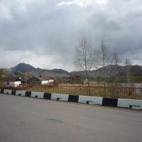 Мост через р.Ануй, Солонешное