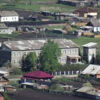 Профессиональное Училище -92, Солонешное