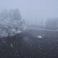 Первый снег, Солонешное