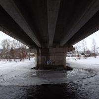 Мост, Солонешное