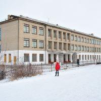 Староалейская средняя школа № 1, Староаллейское