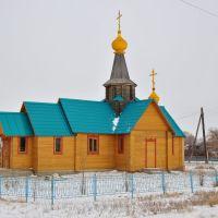 Церковь села Староалейское, Староаллейское