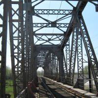 На старом мосту, Тальменка