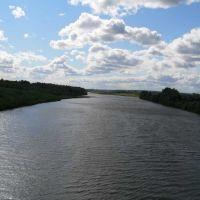 Река Чумыш, Тальменка