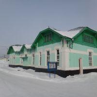 Вокзал, Тальменка