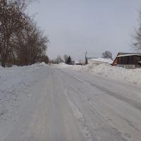 Улица Октябрьская, Тальменка
