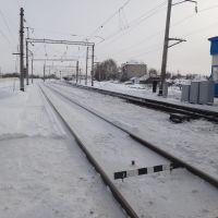 Станция Усть-Тальменская, Чётная горловина, Тальменка
