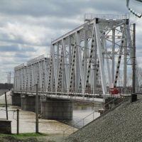 Новый мост через Чумыш, Тальменка