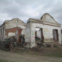 Развалины, Тальменка