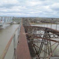 Вид со старого моста, Тальменка