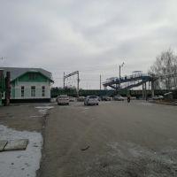 Пешеходный переход, Тальменка