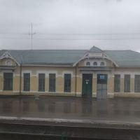 Станция Топчиха, Топчиха