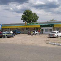 Автовокзал и магазин, Угловское