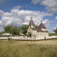 Сельская Церковь. Алтай, Усть-Калманка