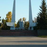 Мемориал, Усть-Чарышская Пристань