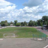 Стадион, Усть-Чарышская Пристань