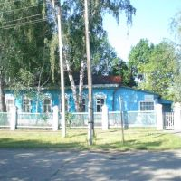 Дом, Усть-Чарышская Пристань