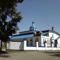 Церковь, Целинное