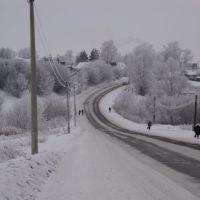 Трасса Бийск - Новокузнецк через Целинное, Целинное