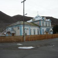 Церковь, Чарышское
