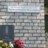 Улица названа в честь героя, Чарышское