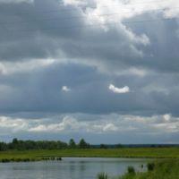 Наши места третье озеро, Айгунь