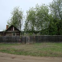 дом прабабушки и прадедушки (Леонтьевы), Айгунь