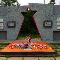 俄罗斯Russia阿穆尔州--Архара阿尔哈拉区--区政府广场二战纪念墙2, Архара