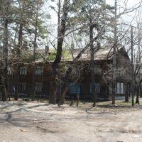 Затеряный дворик, Белогорск