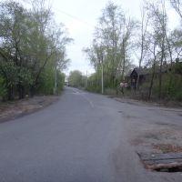 Улица Котовского, Белогорск
