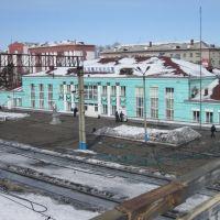RailWay Station, Белогорск