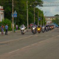 на день байкера, Белогорск