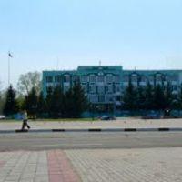 Площадь 30-летия Победы, Белогорск