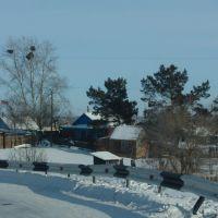 деревня Бочкарёвка, Белогорск