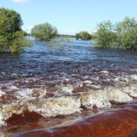 Наводнение, Белогорск