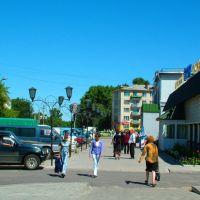 р-н центрального рынка, Белогорск