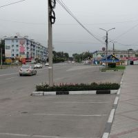 Около рынка, Белогорск
