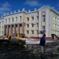 музыкальная школа, Белогорск