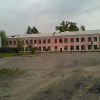 Belogorsk. Malinovski st., Белогорск