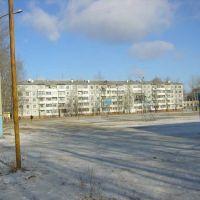 Спортплощадца 16-й школы, Благовещенск (Амурская обл.)