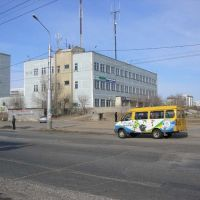 отделение Дальсвязи на Кантемирова, Благовещенск (Амурская обл.)