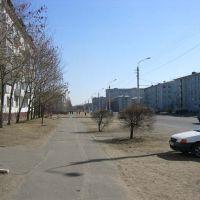 улица Институтская, Благовещенск (Амурская обл.)