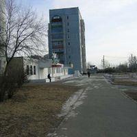 Тротуар, Игнатьевское шоссе, Благовещенск (Амурская обл.)